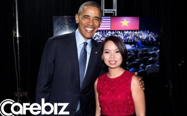 Cựu nữ sinh Lê Hồng Phong giành học bổng Stanford danh giá, làm MC trong sự kiện Tổng thống Obama và xây dựng một chuỗi trung tâm tiếng Anh có số má tại Việt Nam - Ảnh 3.