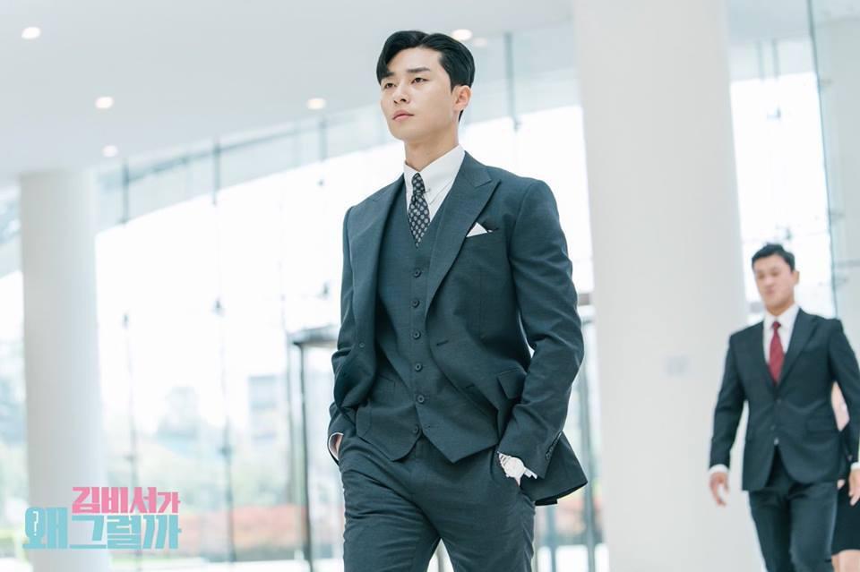Còn lâu mới chiếu, phim mới của Park Seo Joon - Park Min Young đã gây sốt vì thời trang quá đẹp - Ảnh 6.