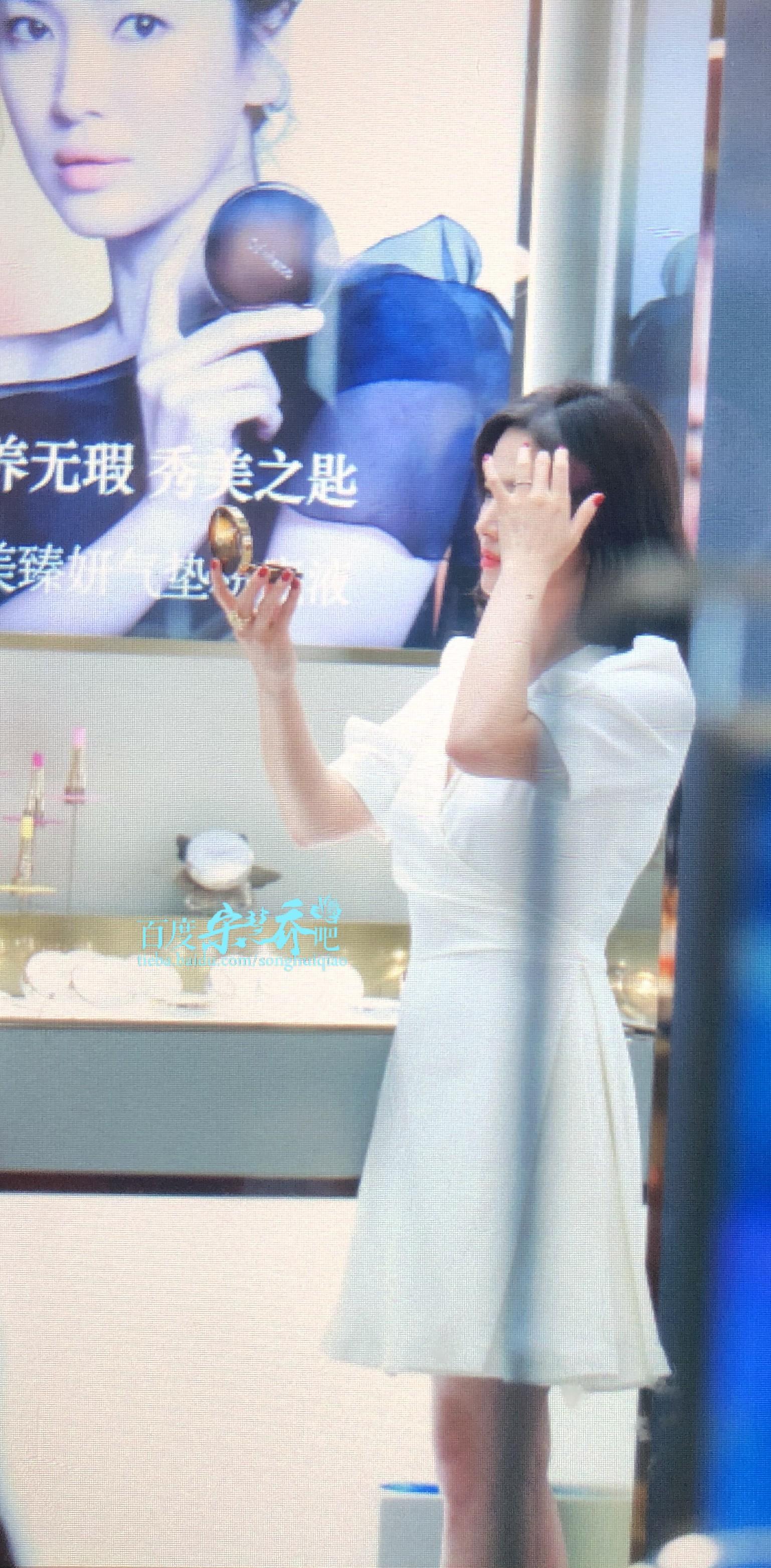 Song Hye Kyo tại sự kiện hôm nay: Chưa cần ảnh HD căng đét đã đẹp khó tin đến nhường này - Ảnh 1.