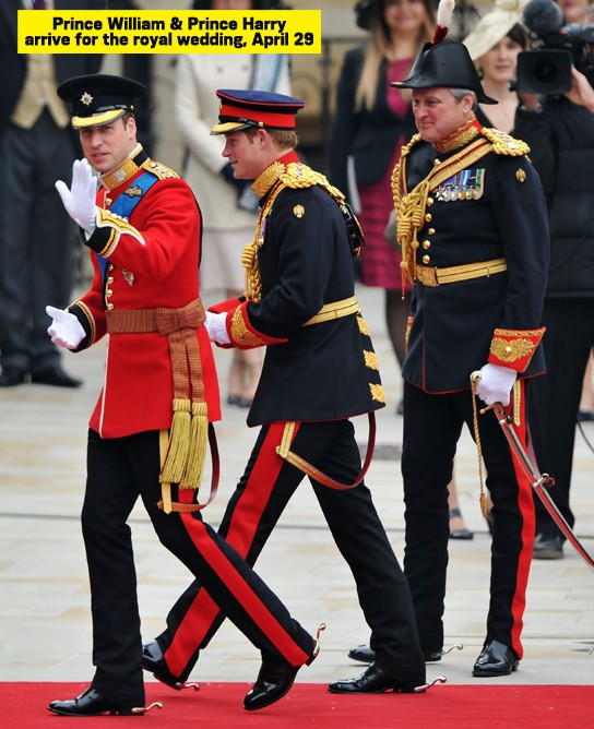 Cẩm nang hướng dẫn xem đám cưới Hoàng gia Anh sắp tới, đảm bảo không sót chi tiết nào - Ảnh 2.