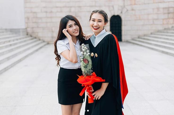 Ở Thái Lan cũng có một ngôi trường mà nơi đó đi 3 bước là gặp trai xinh gái đẹp - Ảnh 3.