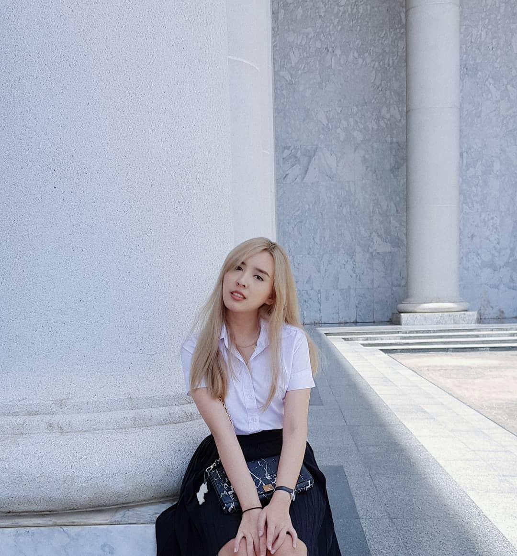 Ở Thái Lan cũng có một ngôi trường mà nơi đó đi 3 bước là gặp trai xinh gái đẹp - Ảnh 13.