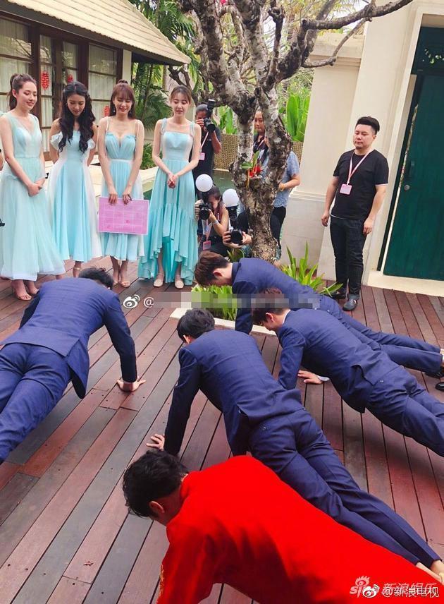 Đám cưới hot của Cbiz hôm nay: Tình địch của Dương Mịch lên xe hoa với đồng nghiệp sau 3 tháng sinh con - Ảnh 14.