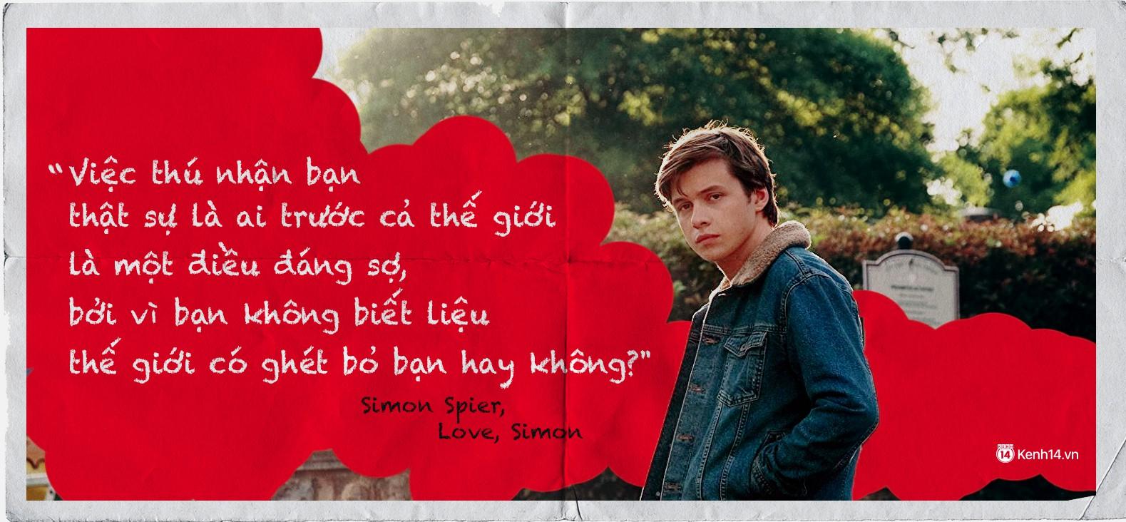 Từ Call Me By Your Name đến Love, Simon: Tiếng yêu thổn thức trong từng câu thoại - Ảnh 3.
