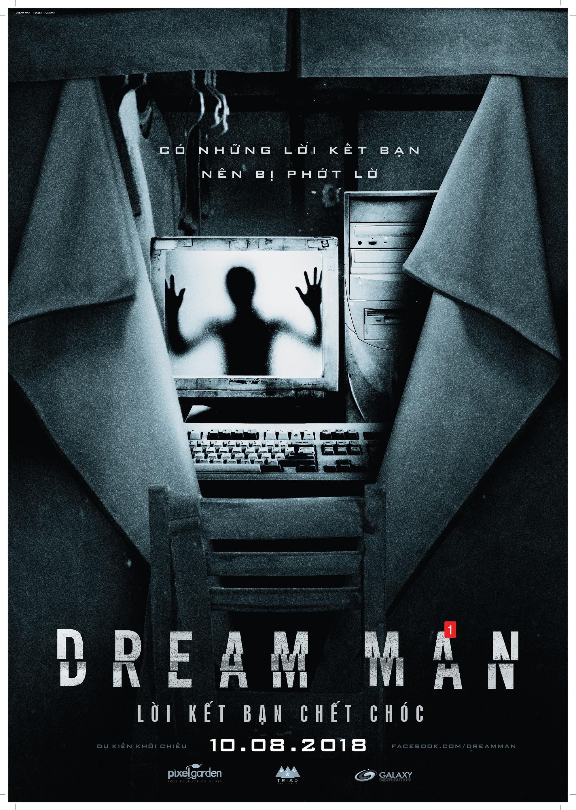 Phim kinh dị về thế giới ảo Dream Man: Kết bạn trên mạng xong rồi chết!? - Ảnh 14.