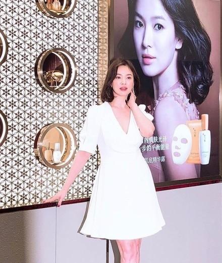 Song Hye Kyo tại sự kiện hôm nay: Chưa cần ảnh HD căng đét đã đẹp khó tin đến nhường này - Ảnh 7.