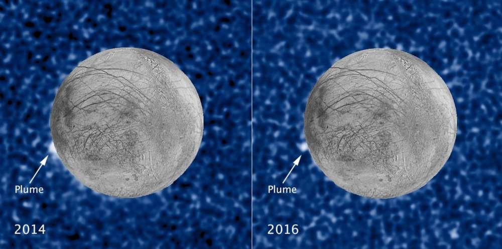 Kết quả họp báo: Vệ tinh đã chết của NASA tìm ra những dấu vết cực kỳ quan trọng của sự sống trên Europa - Ảnh 3.