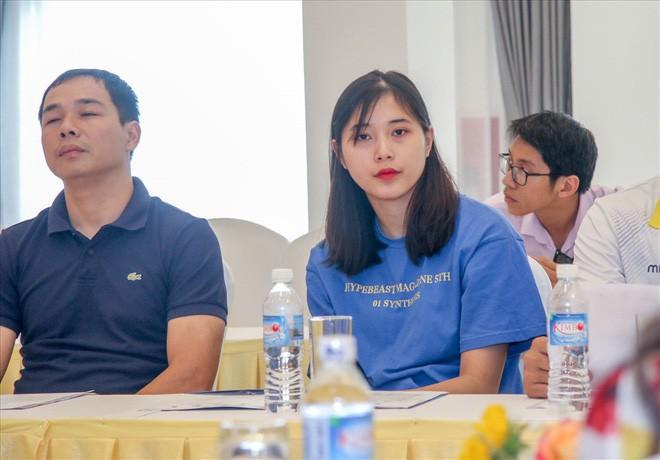 """""""Hoa khôi"""" tuổi 16 của bóng chuyền Việt Nam - Ảnh 2."""