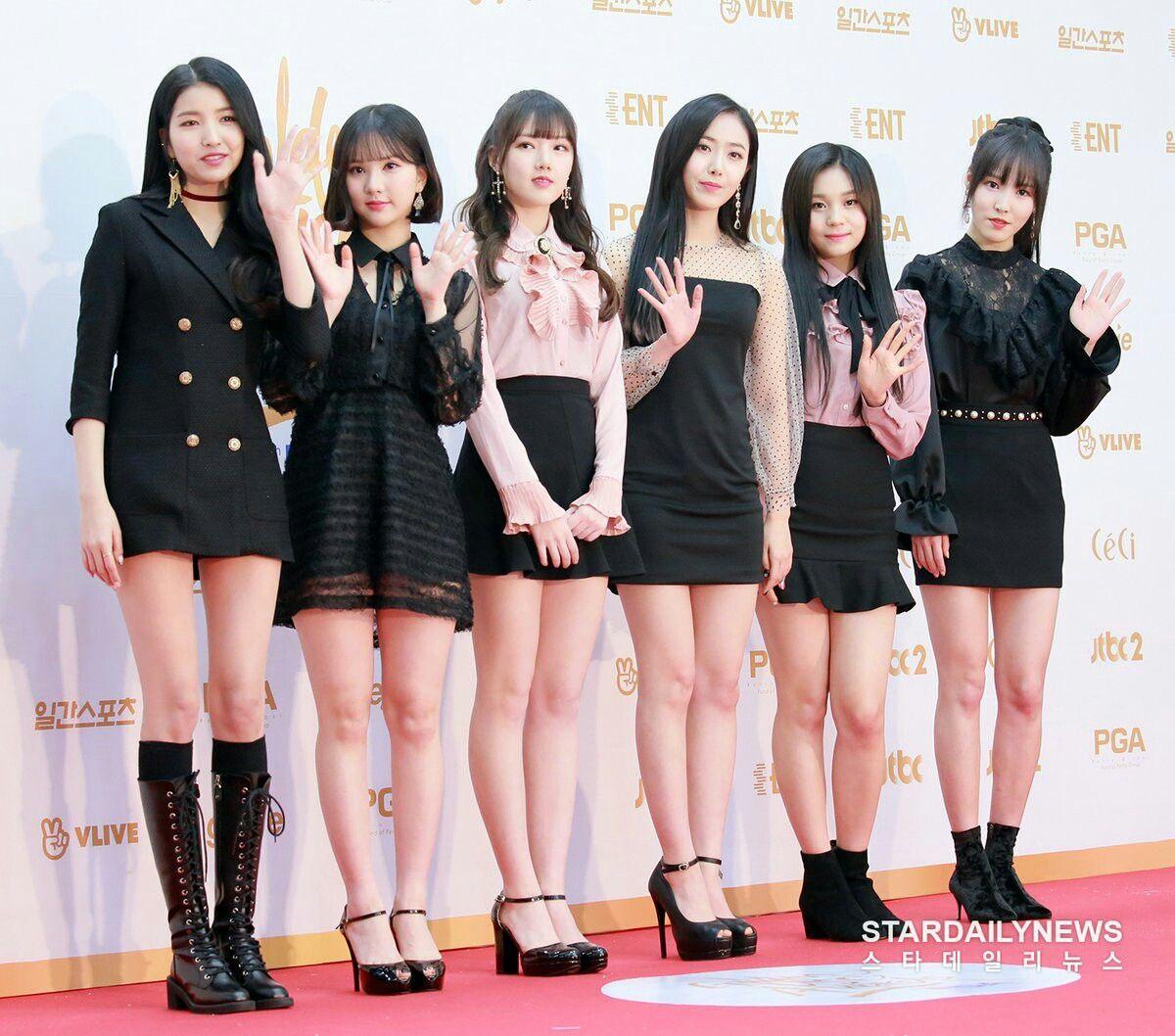 Không chỉ leo thang ở Hàn, hit mới của G-Friend còn thống trị BXH Trung Quốc - Ảnh 1.