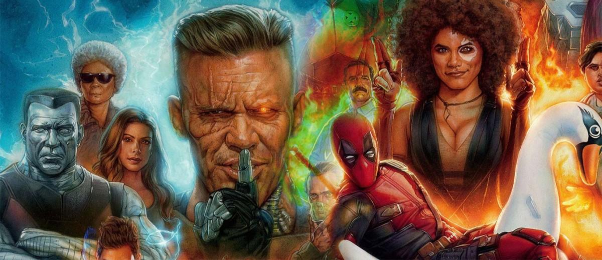 Fan Việt cười sảng sau khi xem bom tấn hài bựa Deadpool 2 - Ảnh 8.