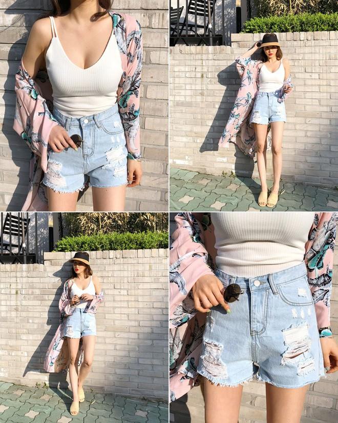 5 kiểu váy áo vừa mát vừa xinh giúp các nàng giấu nhẹm bắp tay to, tha hồ tung tăng bất chấp trời nắng nóng - Ảnh 17.