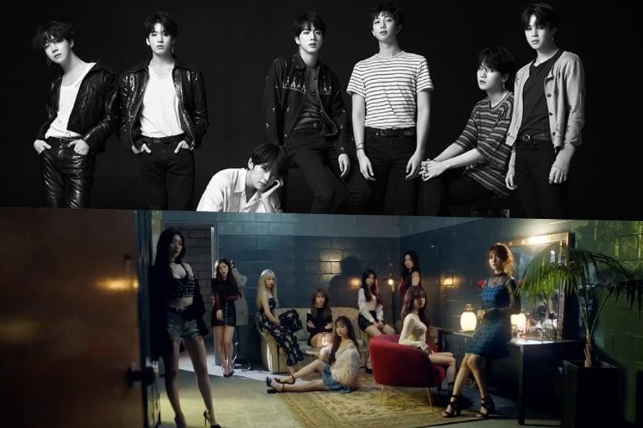 Đường đua Kpop tháng 5: BTS được hóng nhất, nhóm mới, nhóm cũ thi nhau lên sàn - Ảnh 3.
