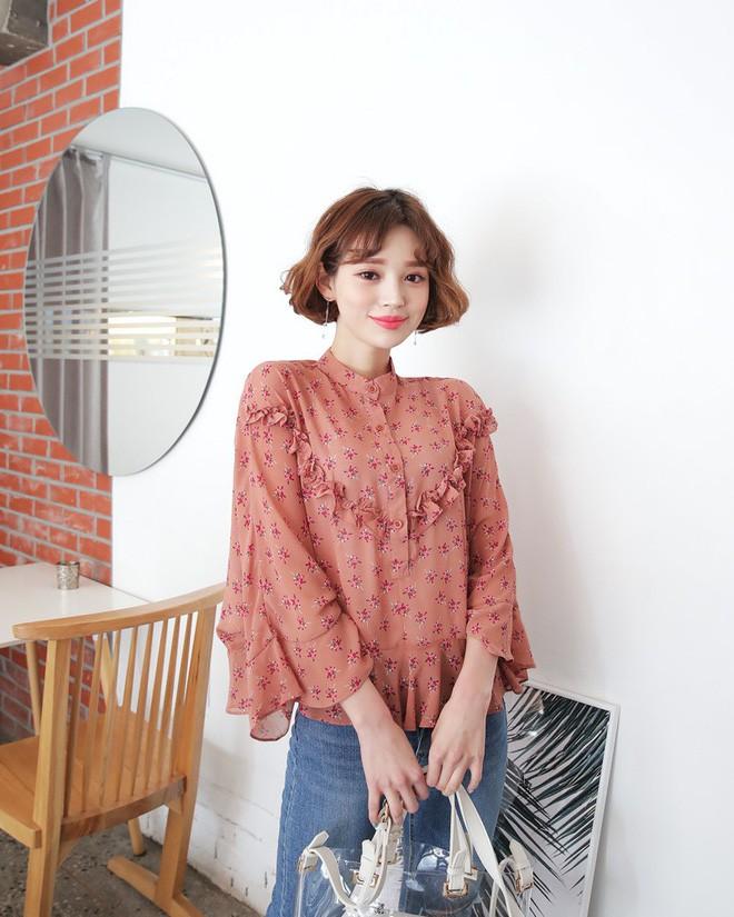 5 kiểu váy áo vừa mát vừa xinh giúp các nàng giấu nhẹm bắp tay to, tha hồ tung tăng bất chấp trời nắng nóng - Ảnh 9.