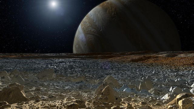 Kết quả họp báo: Vệ tinh đã chết của NASA tìm ra những dấu vết cực kỳ quan trọng của sự sống trên Europa - Ảnh 1.