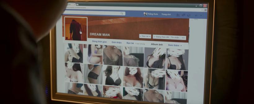 Phim kinh dị về thế giới ảo Dream Man: Kết bạn trên mạng xong rồi chết!? - Ảnh 4.