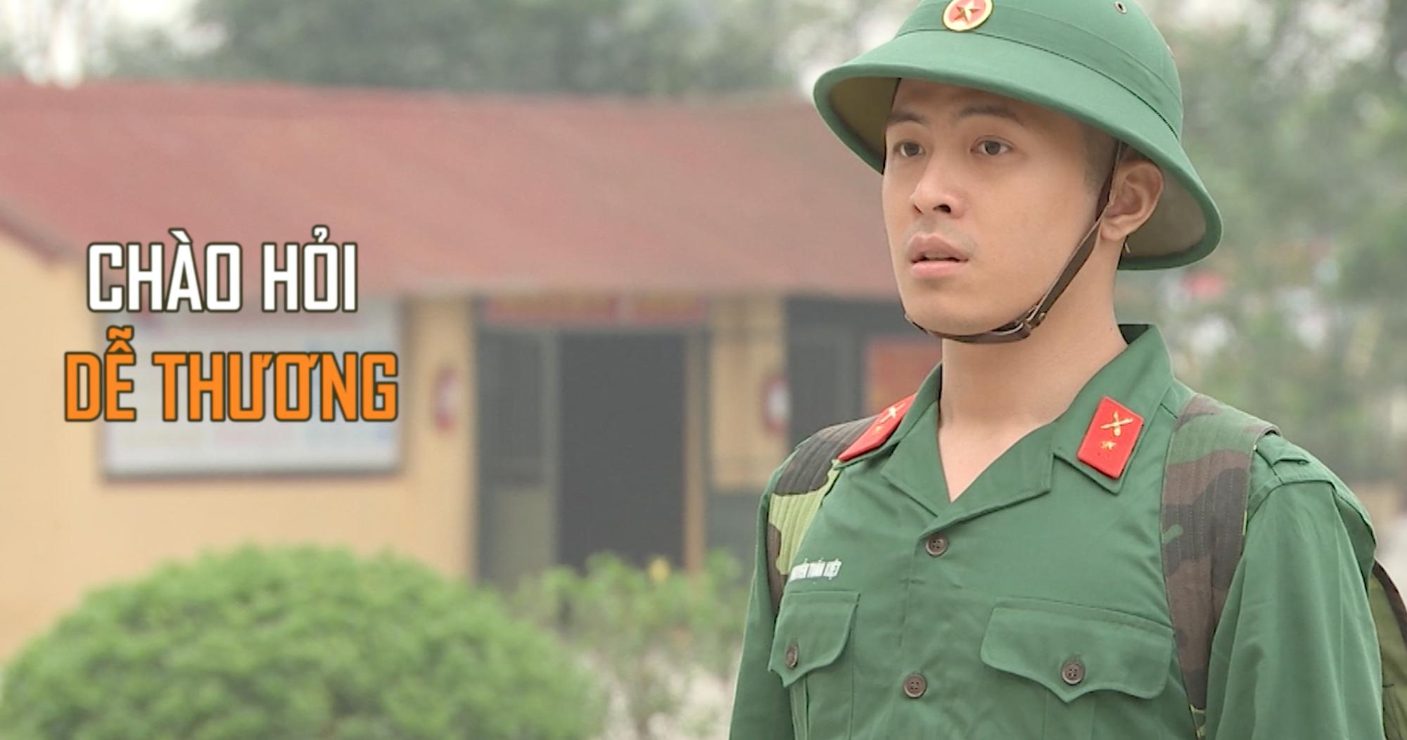 Sao nhập ngũ: Mới lên sóng tập đầu, Gin Tuấn Kiệt đã gây chú ý vì nhiều khoảnh khắc cực cute - Ảnh 2.