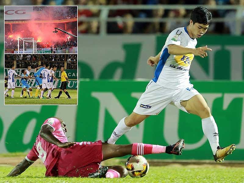 Tảng băng chìm của bóng đá Việt Nam - Ảnh 1.