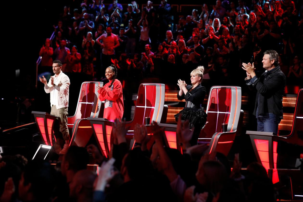 The Voice US: Adam năm nay vẫn đẹp trai, nhưng rất tiếc team lại bị loại sạch trước Chung kết! - Ảnh 1.