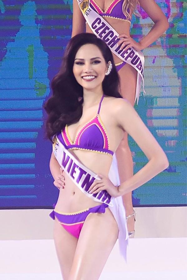 Người đẹp Brazil đăng quang Nữ hoàng Du lịch Quốc tế 2018, đại diện Việt Nam dừng chân ở Top 10 - Ảnh 7.