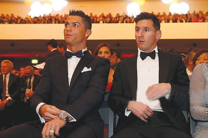 Messi khẳng định không hứng thú so kè với Ronaldo - Ảnh 1.