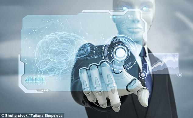 Hãy cẩn thận: 1/3 dân số sẽ mất việc trong thời đại của robot - Ảnh 1.