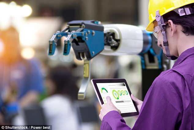 Hãy cẩn thận: 1/3 dân số sẽ mất việc trong thời đại của robot - Ảnh 2.