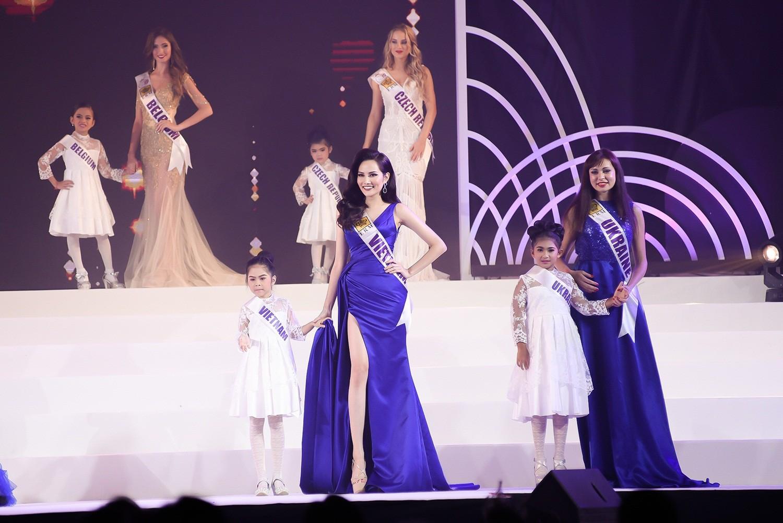 Người đẹp Brazil đăng quang Nữ hoàng Du lịch Quốc tế 2018, đại diện Việt Nam dừng chân ở Top 10 - Ảnh 5.