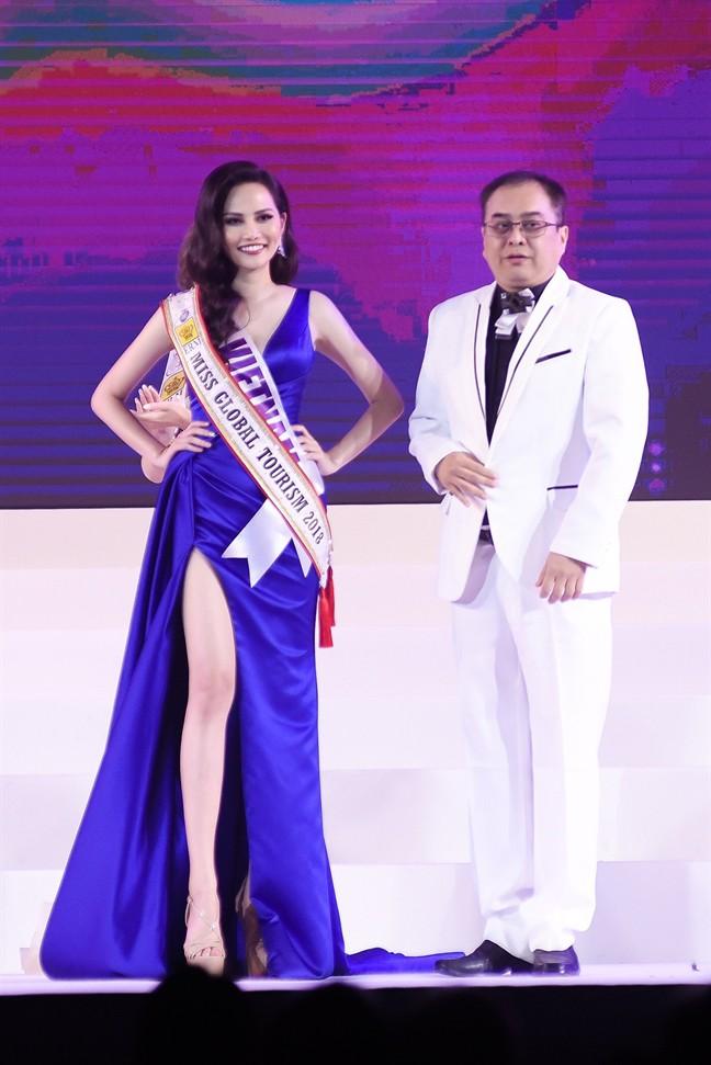 Người đẹp Brazil đăng quang Nữ hoàng Du lịch Quốc tế 2018, đại diện Việt Nam dừng chân ở Top 10 - Ảnh 4.