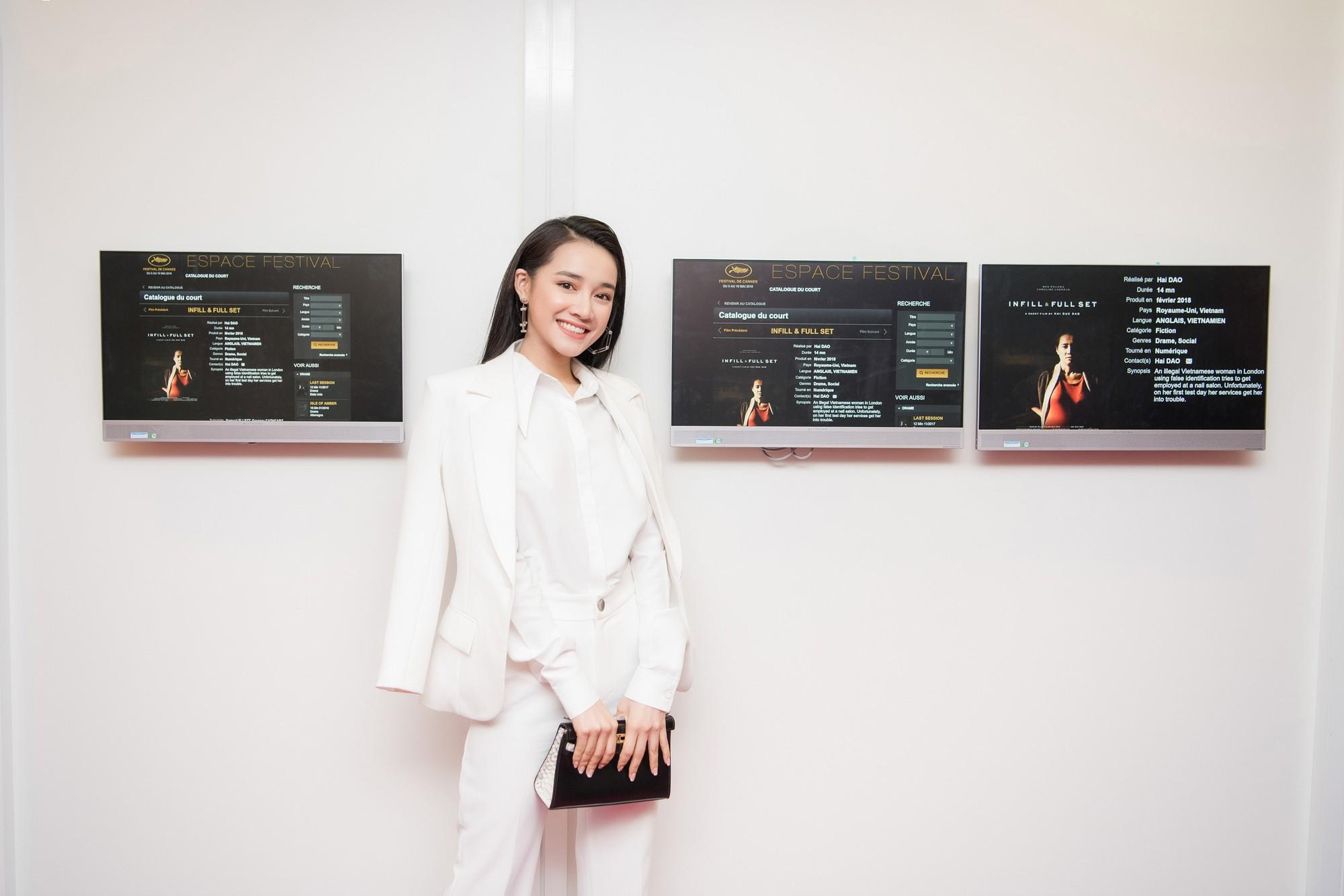 Phim ngắn do Nhã Phương đầu tư và đóng chính được trình chiếu ở LHP Cannes 2018 - Ảnh 8.