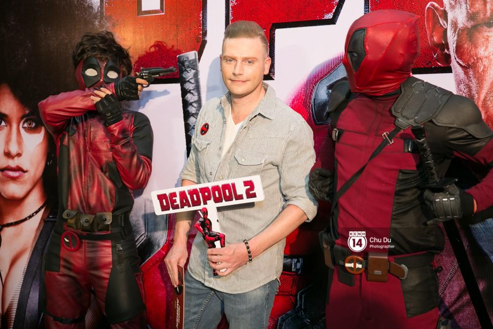 Fan Việt cười sảng sau khi xem bom tấn hài bựa Deadpool 2 - Ảnh 13.
