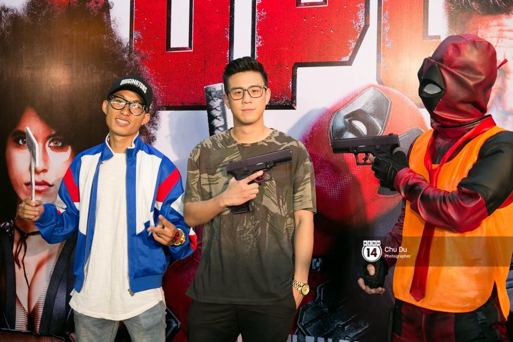 Fan Việt cười sảng sau khi xem bom tấn hài bựa Deadpool 2 - Ảnh 15.