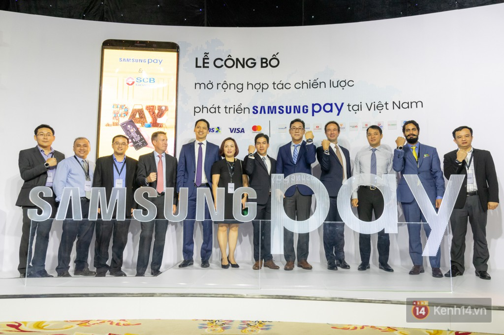 Nền tảng ứng dụng Samsung Pay đã cho phép thanh toán bằng đồng hồ thông minh và rút tiền mặt từ cây ATM chỉ với thao tác chạm smartphone - Ảnh 10.