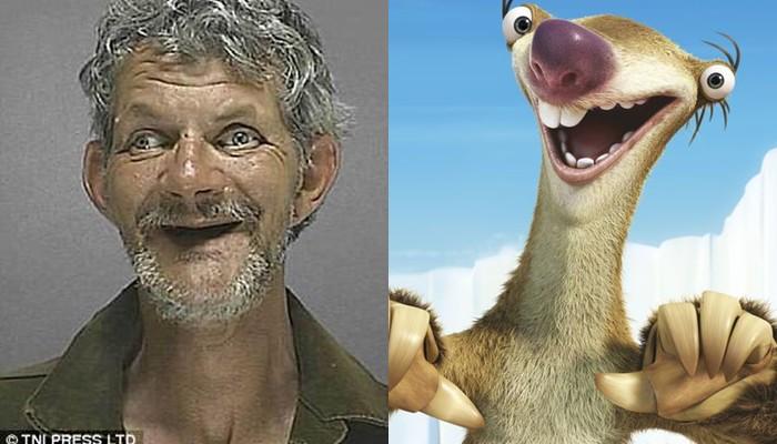 Những tấm ảnh xộ khám hài hước của tù nhân Mỹ: kẻ chỉ có 3 răng, người thì nhìn y chang con lười trong phim Ice Age - Ảnh 5.