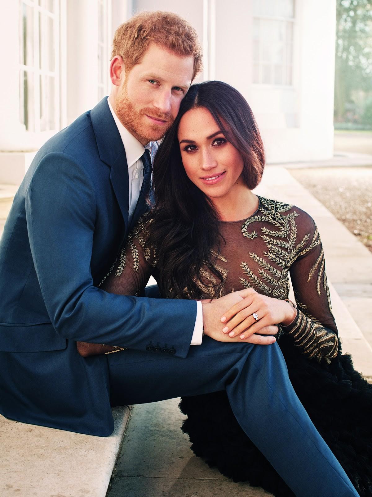 Tất tần tật những thông tin chi tiết có thể bạn chưa biết về đám cưới thế kỷ của Hoàng tử Harry và vị hôn thê Meghan Markle - Ảnh 1.