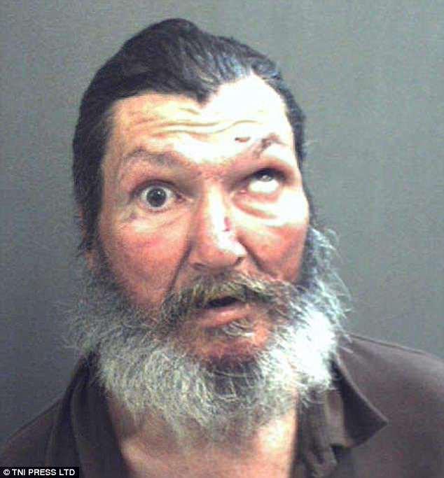 Những tấm ảnh xộ khám hài hước của tù nhân Mỹ: kẻ chỉ có 3 răng, người thì nhìn y chang con lười trong phim Ice Age - Ảnh 14.