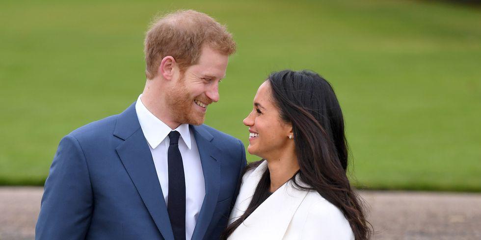 Chuyện tình đẹp như mơ của nữ diễn viên Meghan Markle và Hoàng tử: Yêu em từ cái nhìn đầu tiên - Ảnh 1.