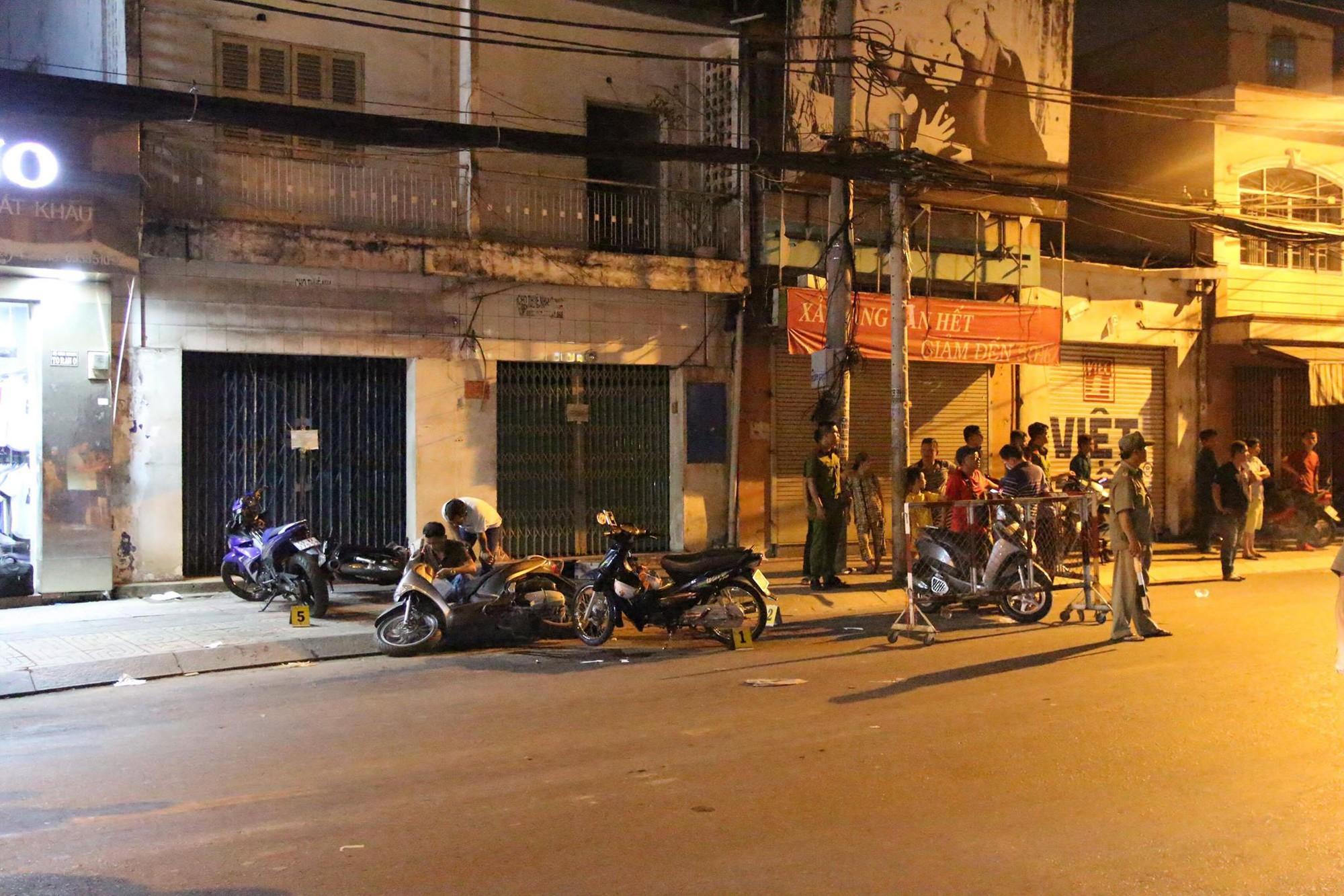 Bắt thêm nghi can thứ 3 trong vụ đâm nhóm hiệp sĩ thương vong ở Sài Gòn - Ảnh 1.