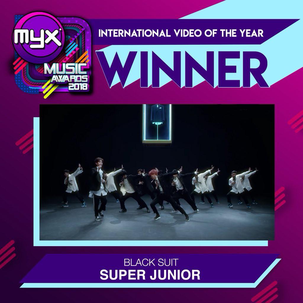 MV của Super Junior bất ngờ chiến thắng tại lễ trao giải âm nhạc của Philippines - Ảnh 2.