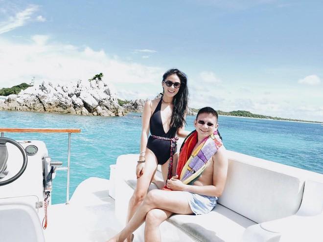 Vừa bị soi lấy chồng 3 năm chưa có con, phu nhân nghị sĩ Philippines, bạn thân Tăng Thanh Hà liền khoe mới mang bầu - Ảnh 2.