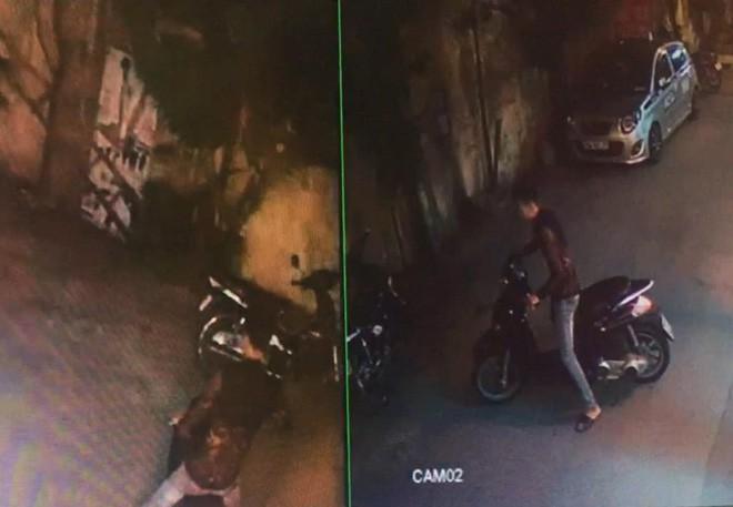 Hà Nội: Truy tìm thanh niên vờ gửi lại quần đùi ở shop quần áo để trộm xe Liberty - Ảnh 4.