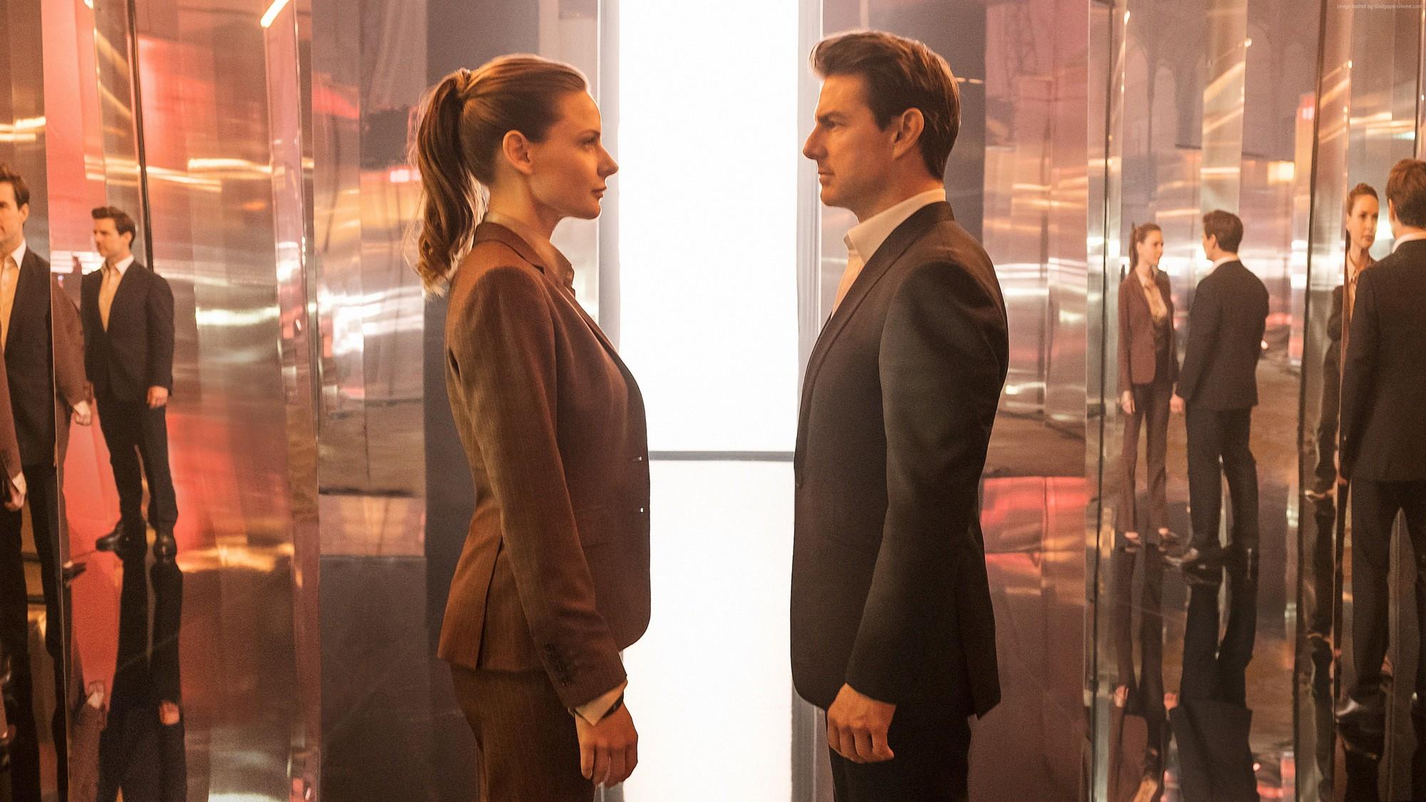 Tom Cruise đu bám trực thăng trong trailer mới đầy liều lĩnh của Mission: Impossible – Fallout - Ảnh 7.