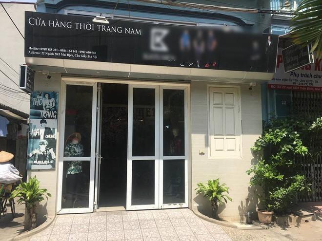 Hà Nội: Truy tìm thanh niên vờ gửi lại quần đùi ở shop quần áo để trộm xe Liberty - Ảnh 5.