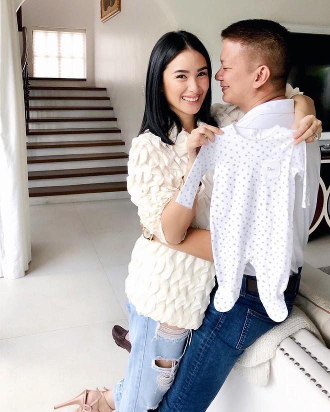 Vừa bị soi lấy chồng 3 năm chưa có con, phu nhân nghị sĩ Philippines, bạn thân Tăng Thanh Hà liền khoe mới mang bầu - Ảnh 5.