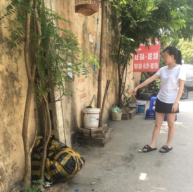 Hà Nội: Truy tìm thanh niên vờ gửi lại quần đùi ở shop quần áo để trộm xe Liberty - Ảnh 6.