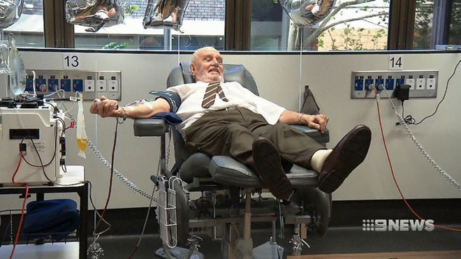 Cánh tay vàng trong làng hiến máu: Cứu 2,4 triệu mạng người nhờ hiến máu trong liên tục 60 năm - Ảnh 7.