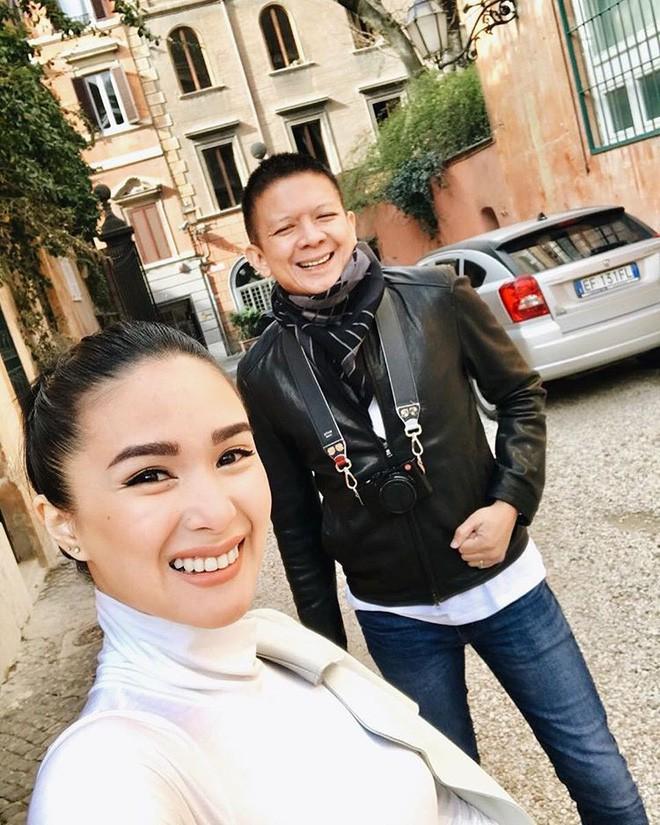 Vừa bị soi lấy chồng 3 năm chưa có con, phu nhân nghị sĩ Philippines, bạn thân Tăng Thanh Hà liền khoe mới mang bầu - Ảnh 7.
