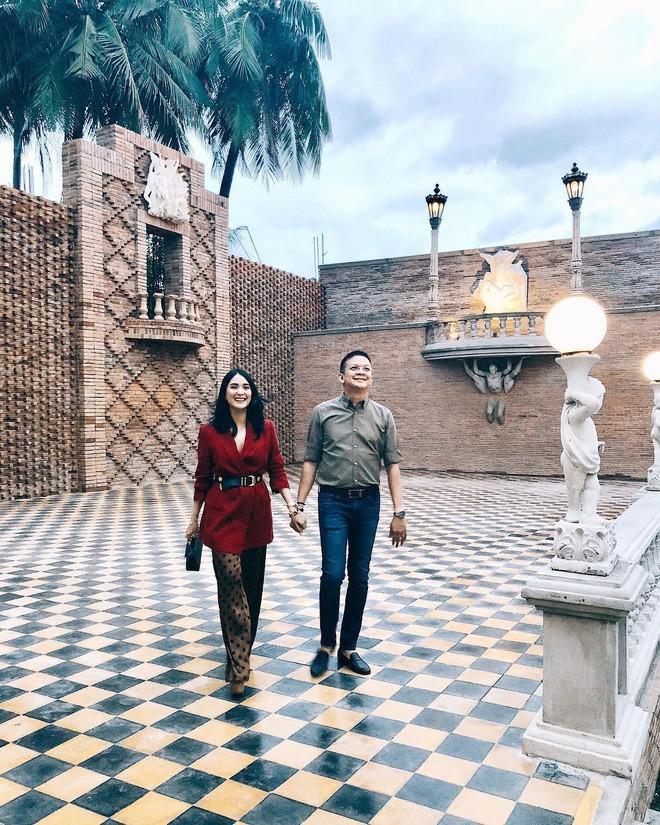Vừa bị soi lấy chồng 3 năm chưa có con, phu nhân nghị sĩ Philippines, bạn thân Tăng Thanh Hà liền khoe mới mang bầu - Ảnh 8.