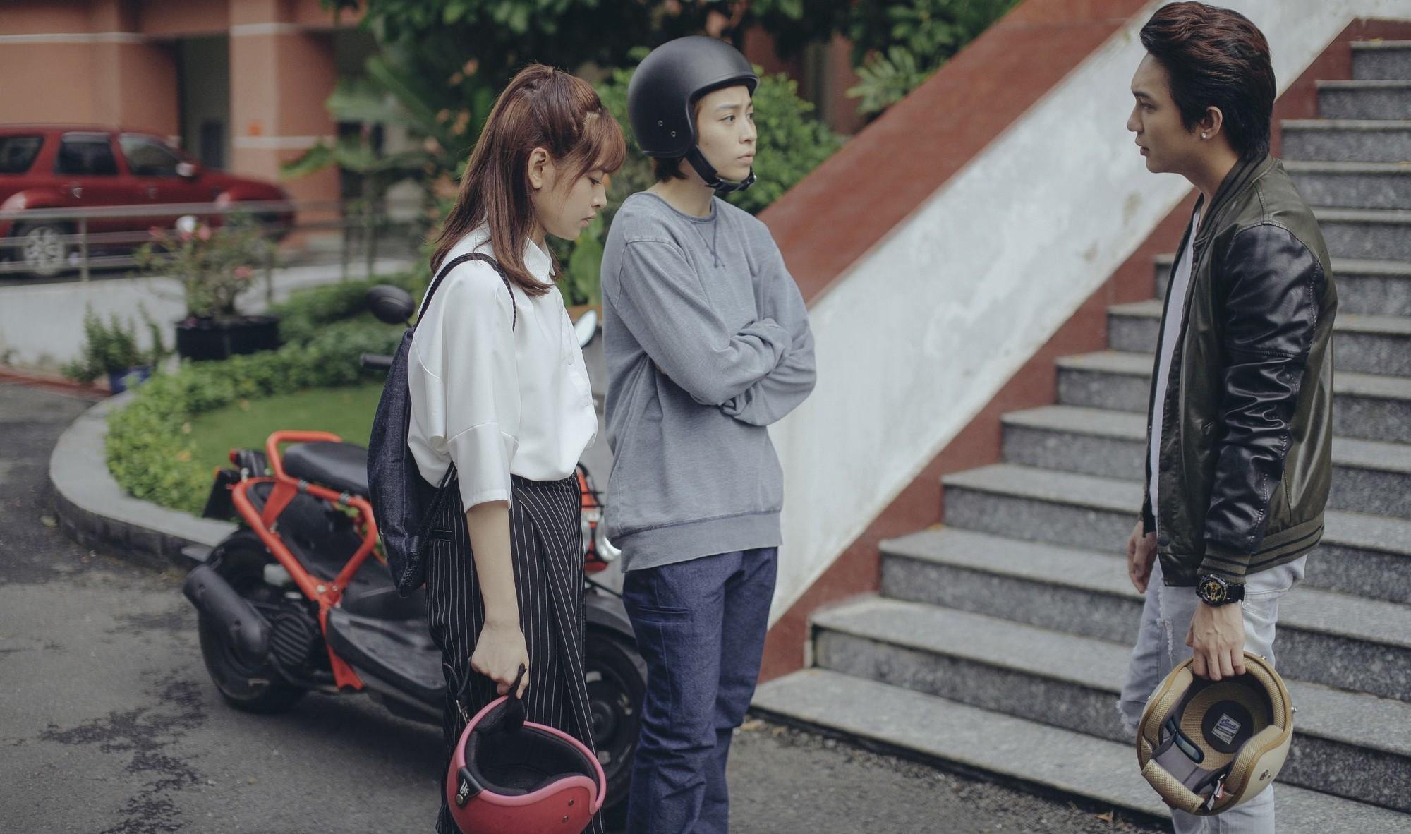 Công thức của một soái ca học đường phim Việt: Đâu phải cứ bảnh trai và giàu là có được trái tim người đẹp! - Ảnh 2.