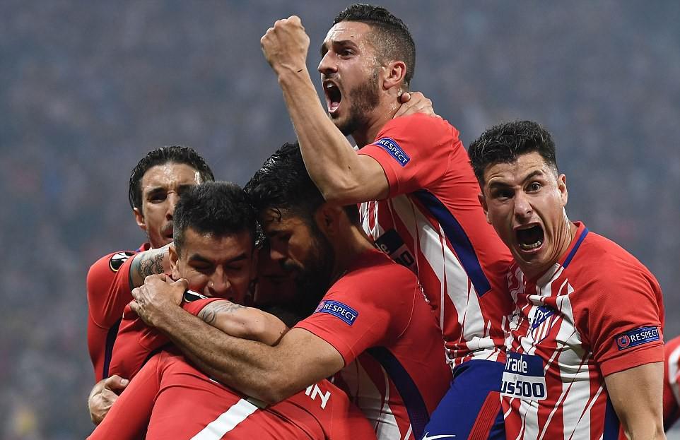Griezmann chói sáng, Atletico lần thứ ba vô địch Europa League - Ảnh 5.