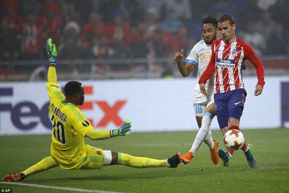 Griezmann chói sáng, Atletico lần thứ ba vô địch Europa League - Ảnh 6.